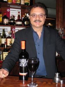 Owner Gianni Delisi